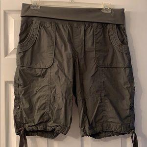 Calvin Klein Performance Quick Dry L Green shorts